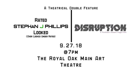 All Eyes On Us: A Theatrical Double Feature Event September